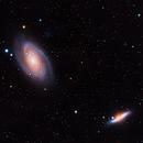 M81 and M82,                                Rob Calfee