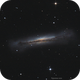 NGC 3628 The hamburger Galaxy,                                John