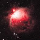 M42: The Orion Nebula (2020),                                Daniel Tackley