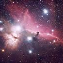 Horse Head Nebula,                                Riccardo A. Balle...