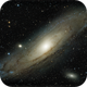 Messier 31 - the Andromeda Galaxy,                                Tanguy Dietrich