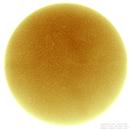 Sun - chromosphere - full,                                Jonas Aliotti Jr