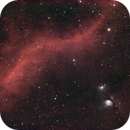 M78 and Barnard's Loop  //  second try,                                Wolfgang Zimmermann