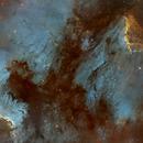 NGC 7000,                                litobrit