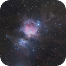 M42 The Orion Nebula and Surroundings,                                Chuck Manges