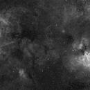 M16 & M17 -  HaR Widefield Mosaic 10h,                                Oliver Czernetz