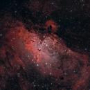 M16 - Eagle Nebula,                                Nuccini