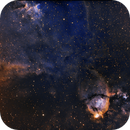 NGC 896 and Melotte 15,                                Stacy Spear