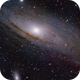 Andromeda LRGB filter set first light,                                Anderson Thrasher