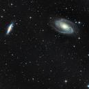 M81 - M82 & NGC3077,                                FedericoDS