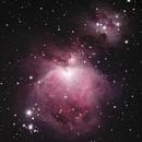 Orion Nebula - M42,                                clexdigital