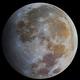 Total penumbral lunar eclipse,                                Zhaoqi Li