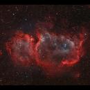 Soul Nebula HaOiiiRGB 4 scopes,                                Göran Nilsson