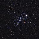NGC 457  -  Owl Cluster,                                Hans H.