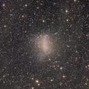 Barnard's Galaxy,                                Scotty Bishop