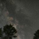 Milky Way tracked exposure,                                Jon Stewart