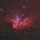NGC 7380 - Ha-RGB Rework (2017),                                Jonas Illner