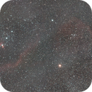 Orion Constellation from the city - fighting with gradients,                                Stefano Ciapetti