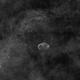 Crescent Nebula ha from Egypt,                                Mohamed Usama Ismail