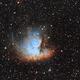 Pacman Nebula (NGC 281),                                Wintyfresh