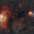 M8 and M20 with RASA 8,                                Eric Watson