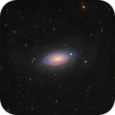 Messier 63 The Sunflower Galaxy,                                Barry Wilson