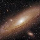 M31 Andromeda Galaxy,                                Mathias Radl