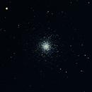 M13 - The Hercules Cluster,                                David Schlaudt