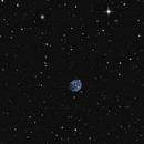 Nebulosa del Esqueleto,                                Daniel DAS AIRAS