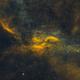 Propeller Nebula,                                John Renaud