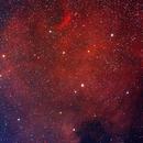 North America Nebula,                                Wilsmaboy