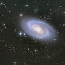 Messier 81,                                Adrie Suijkerbuijk