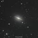 Sombrero Galaxy (M104) Reprocessed,                                Rodrigo Andolfato