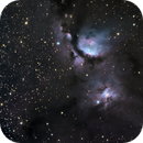 NGC 2068 (M78) + NGC 2071,                                Richard Pattie