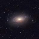 M63 - LRGB Color Calibration Experimentation,                                Ben Koltenbah