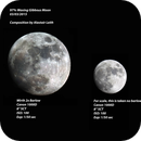 Composite of 97% gibbous moons,                                AlastairLeith