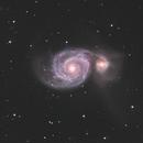 M 51 - HaLRGB,                                Todd Anderson
