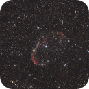 NGC 6888 - A light crescent (or dietary croissant...),                                Christophe Perroud