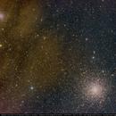 M4 and NGC 6144,                                Michael Feigenbaum