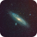 M31 Andromeda Galaxy,                                Igor Futak
