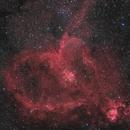 IC1805,                                helios
