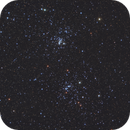 Double Cluster in Perseus (Uncropped),                                Oo_void