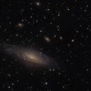 NGC-7331 and the Deer Lick Cluster,                                Joel Shepherd
