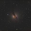 NGC 5128 Centaurus A,                                Paul Muller