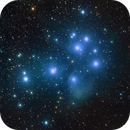 M45 — Pleiades,                                ashley