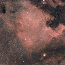 North American nebula - NGC 7000,                                Joe Beyer