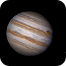 Jupiter with Red Spot 2016,                                Marlon