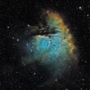 NGC 281 - Pacman Nebula,                                barrabclaw
