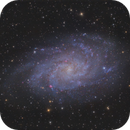 M33 - Triangle Galaxy!,                                Mohammad Nouroozi