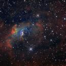 Bubble Nebula (NGC7635),                                Andrea Ferri